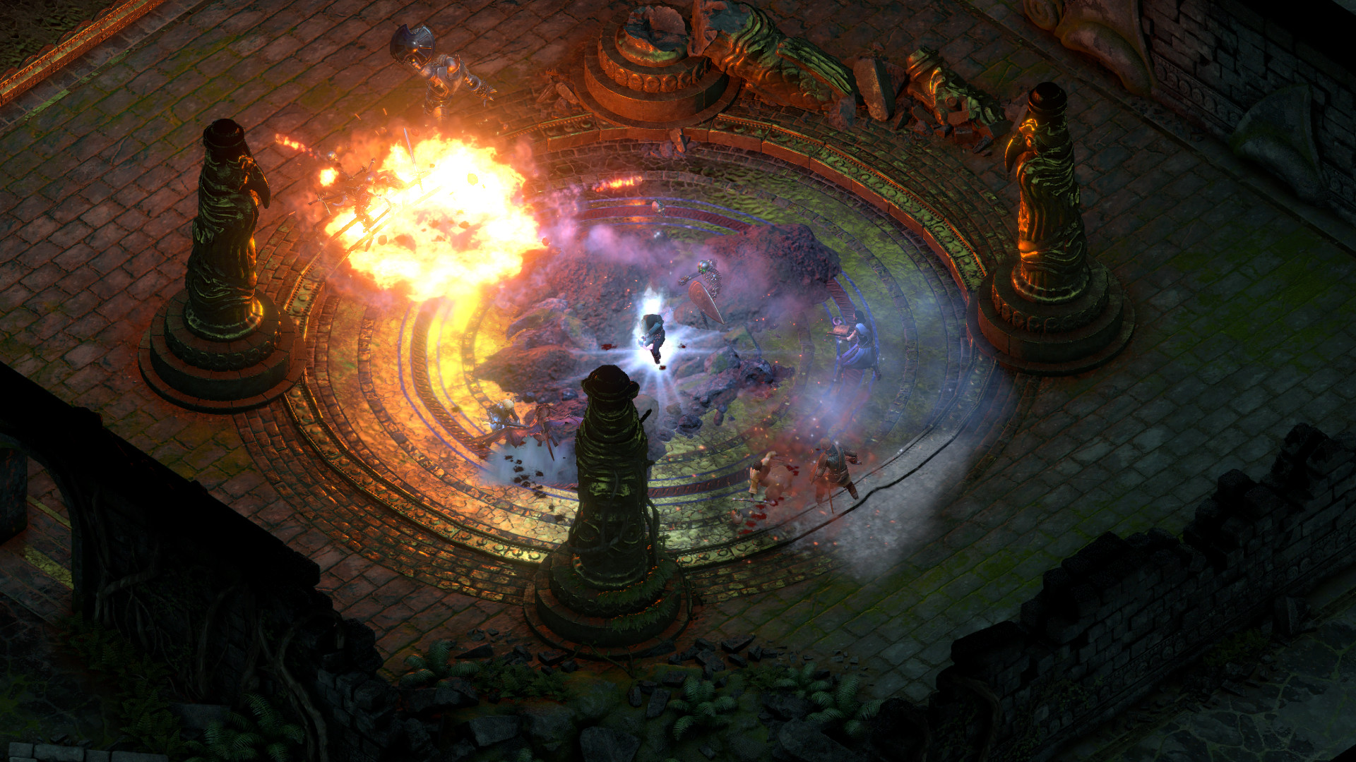 Pillars of Eternity II: Deadfire [RePack] [2018|Rus|Eng|Multi9]