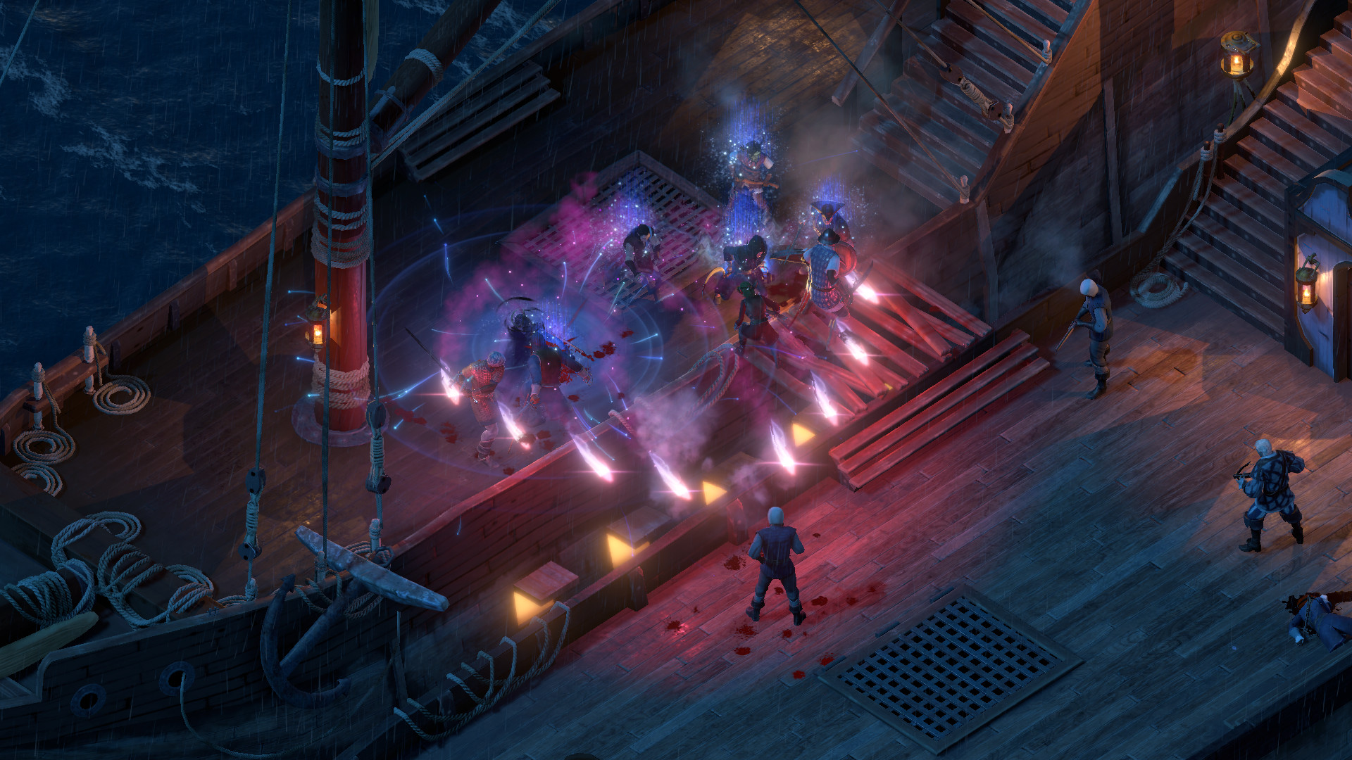 Pillars of Eternity II: Deadfire Resimleri