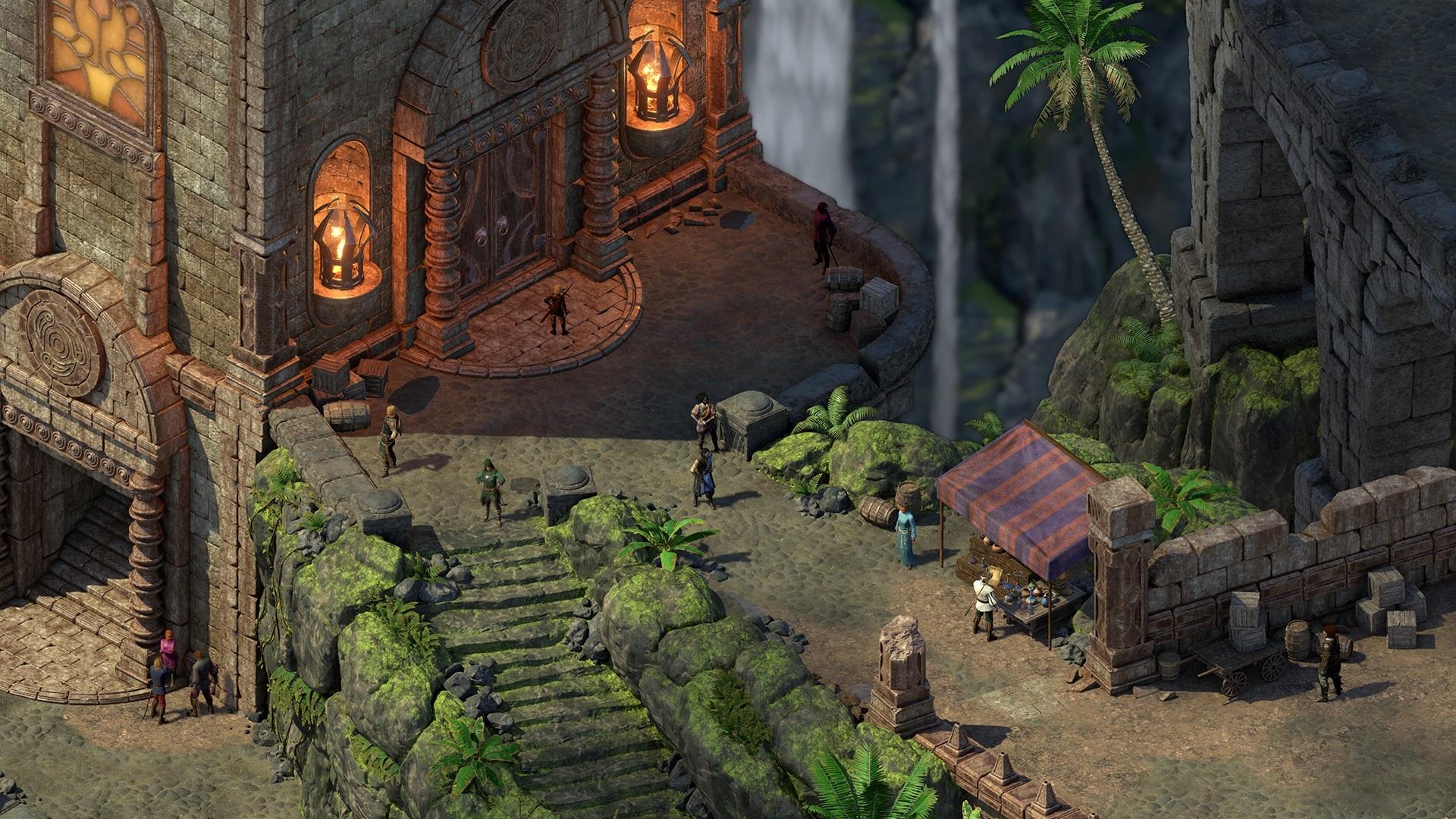 Pillars Of Eternity World Map Complete.Pillars Of Eternity Ii Deadfire On Steam