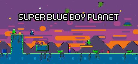 Super Blue Boy Planet