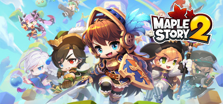 MapleStory 2 cover art