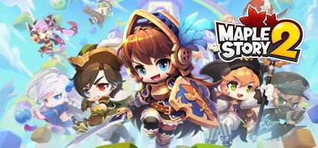 MapleStory 2 · AppID: 560380 · Steam Database