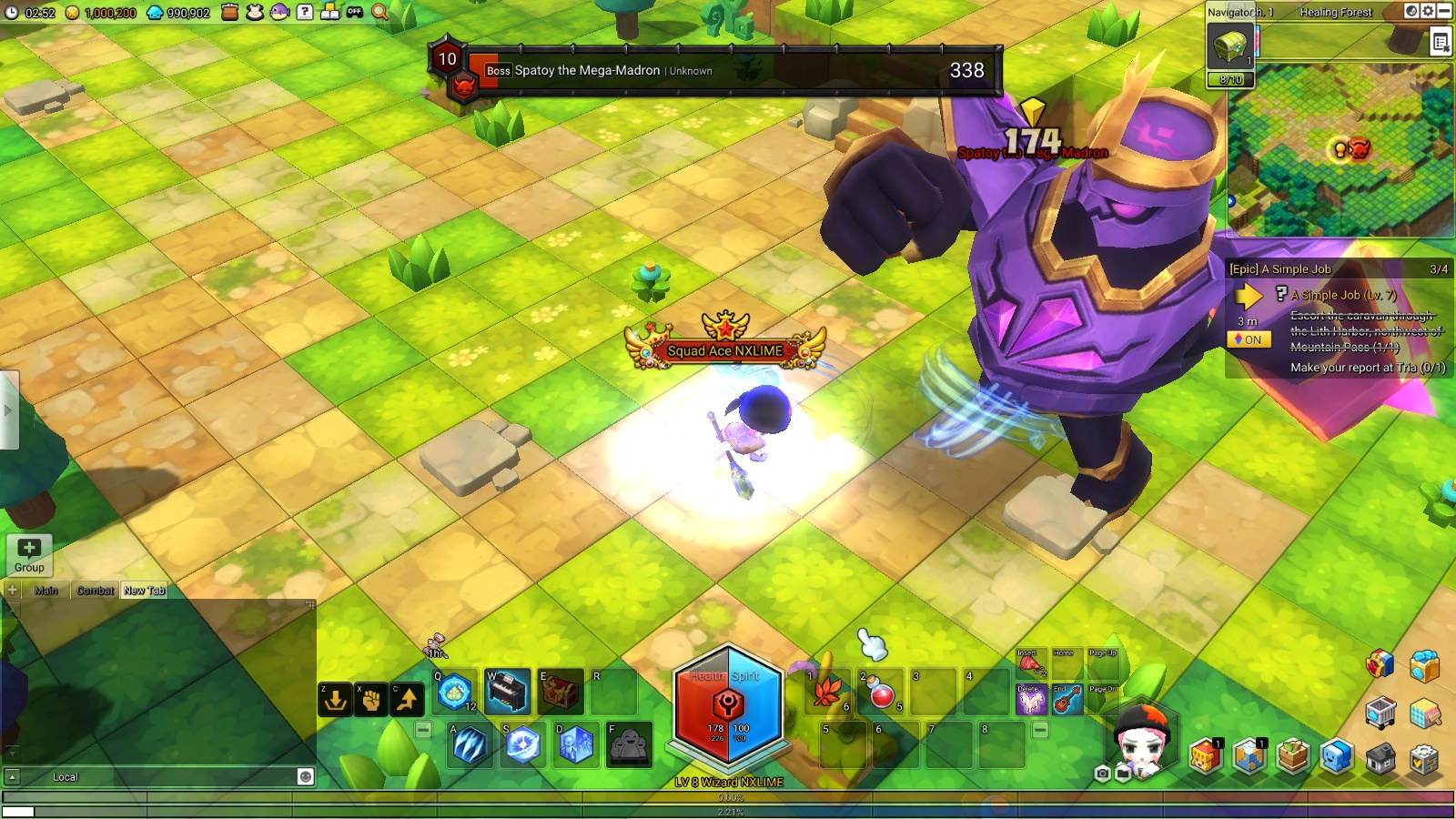 maplestory 2 fishing macro
