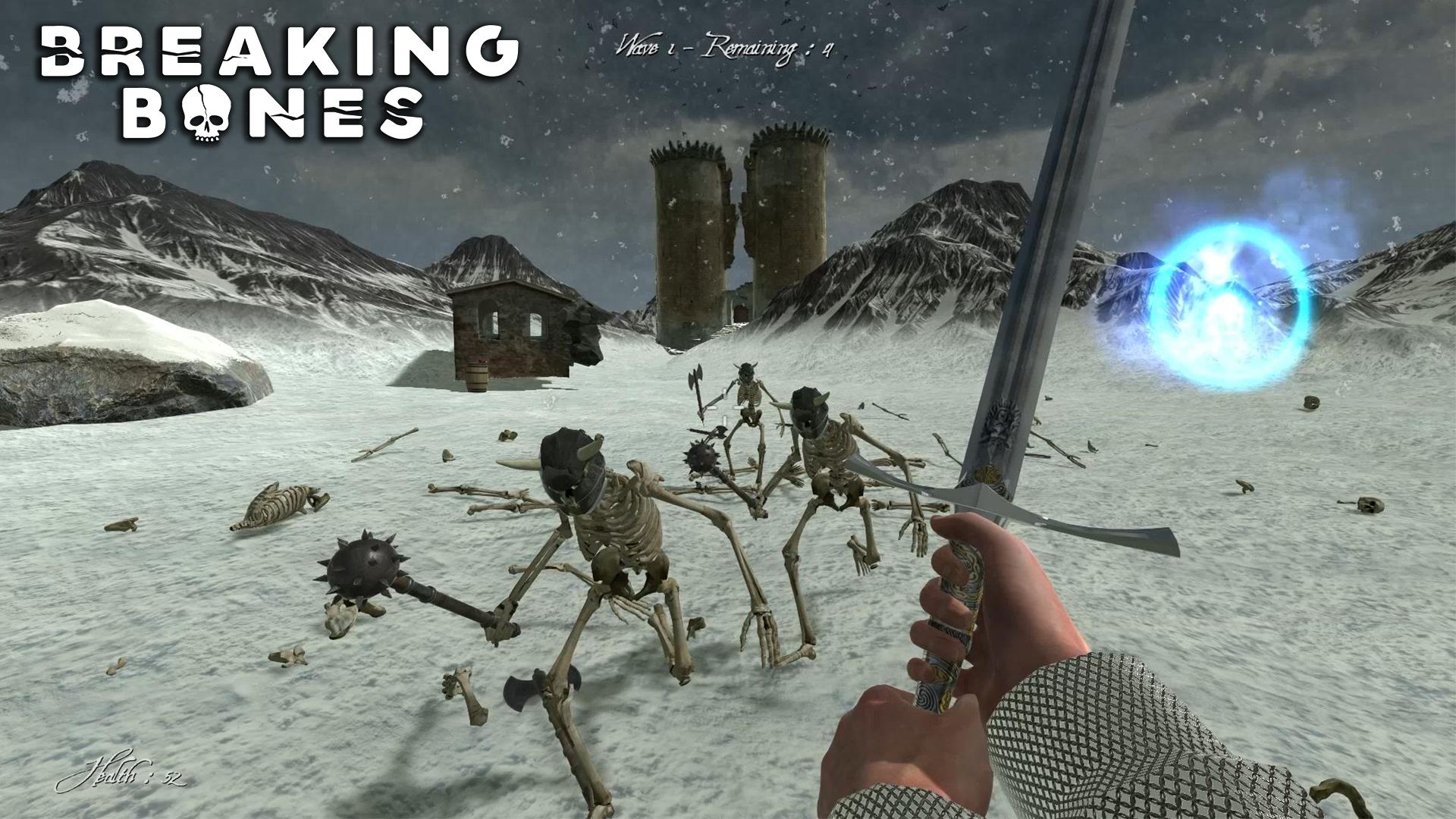 Breaking Bones Screenshot 2