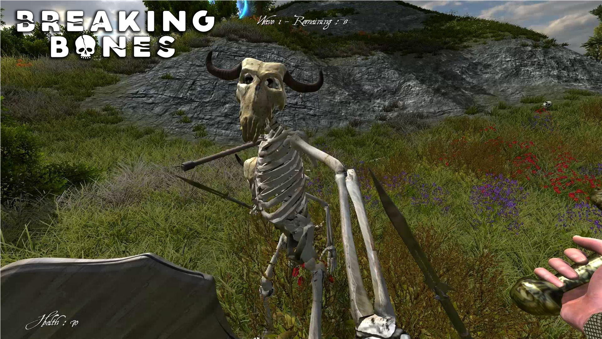 Breaking Bones Screenshot 1
