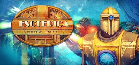The Esoterica: Hollow Earth cover art