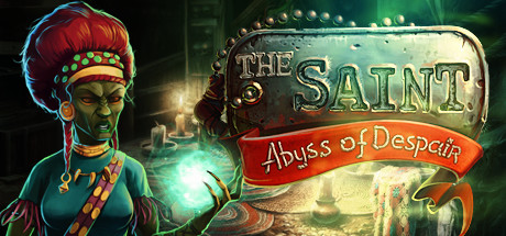 The Saint: Abyss of Despair cover art