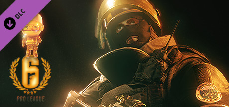 Rainbow Six Siege - Rook eSport Set