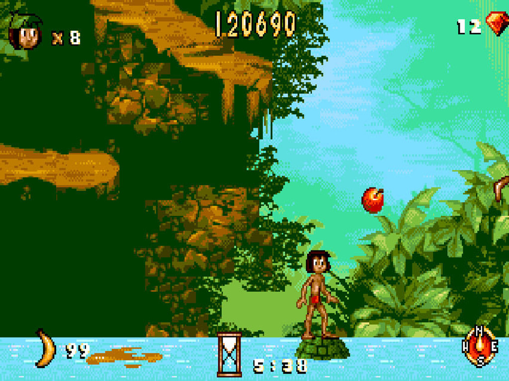 Video Games Jungle Book