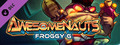 DLC header Froggy G - Awesomenauts Character