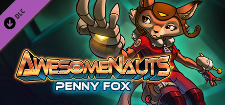 Penny Fox - Awesomenauts Character
