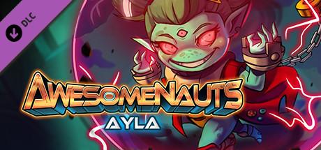 Ayla - Awesomenauts Character