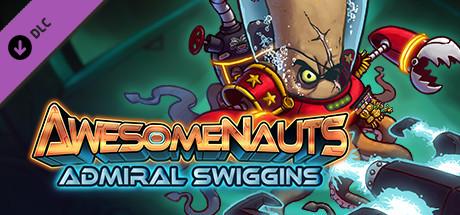 Admiral Swiggins - Awesomenauts Character