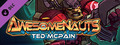 Ted McPain - Awesomenauts Character Screenshot Gameplay