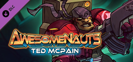Ted McPain - Awesomenauts Character