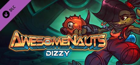 Dizzy - Awesomenauts Character