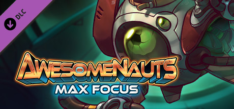 Max Focus - Awesomenauts Character