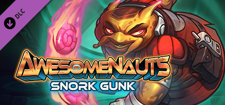 Snork Gunk - Awesomenauts Character