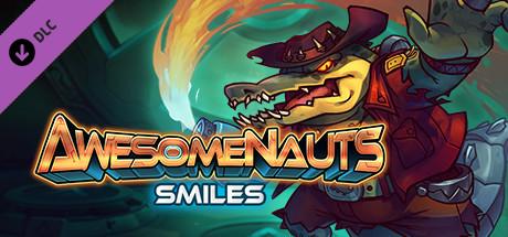 Smiles - Awesomenauts Character
