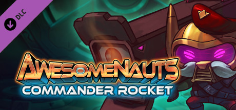 Commander Rocket - Awesomenauts Character