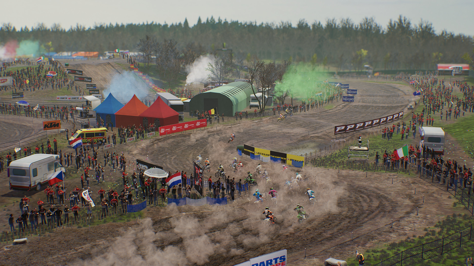 MXGP3 The Official Motocross Videogame Screenshot 3