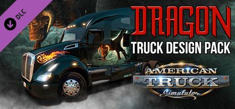 American Truck Simulator - Dragon Truck Design Pack
