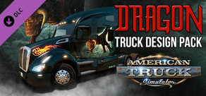 American Truck Simulator - Dragon Truck Design Pack cover art