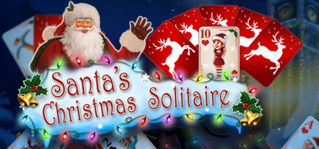 Santa's Christmas Solitaire cover art