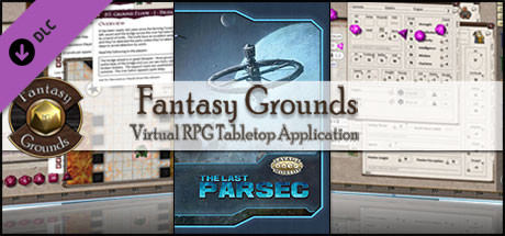 Fantasy Grounds - The Last Parsec: Core (Savage Worlds)