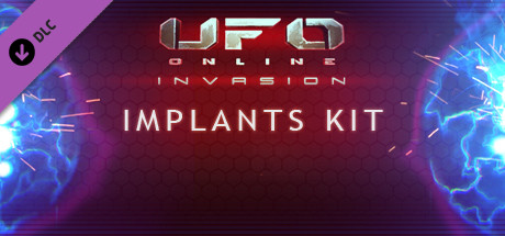 UFO Online: Invasion - Implants Kit