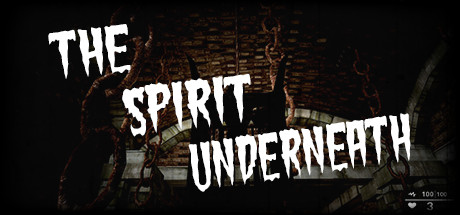 The Spirit Underneath cover art