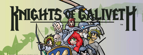 Knights of Galiveth - 加里维斯的骑士