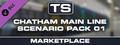 TS Marketplace: Chatham Main Line Scenario Pack 01 Add-On Screenshot Gameplay