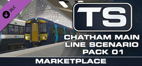 TS Marketplace: Chatham Main Line Scenario Pack 01 Add-On