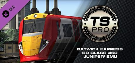 Train Simulator: Gatwick Express BR Class 460 'Juniper' EMU Add-On
