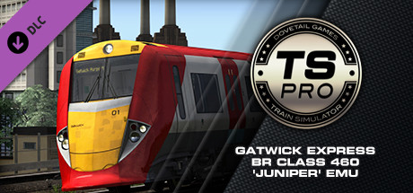 Train Simulator: Gatwick Express BR Class 460 Juniper EMU Add-On
