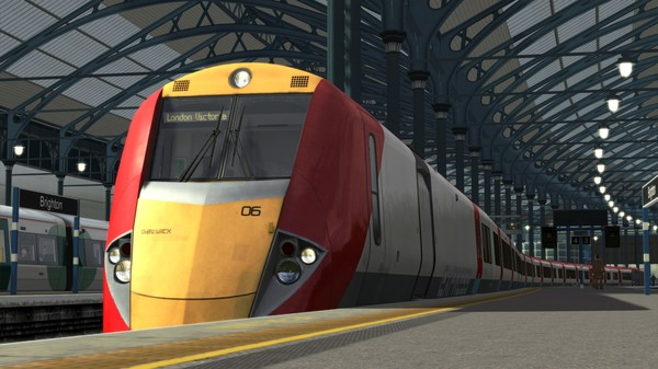 скриншот Train Simulator: Gatwick Express BR Class 460 'Juniper' EMU Add-On 0