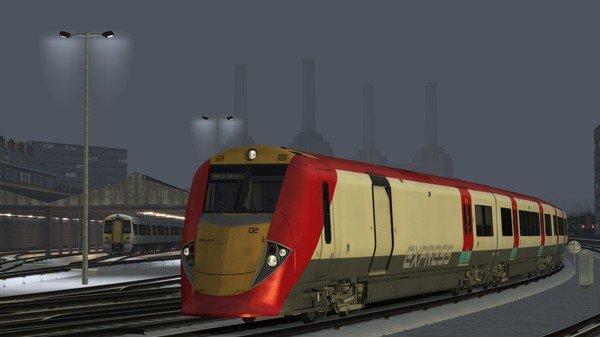 скриншот Train Simulator: Gatwick Express BR Class 460 'Juniper' EMU Add-On 5