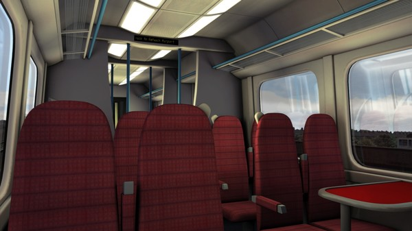 скриншот Train Simulator: Gatwick Express BR Class 460 'Juniper' EMU Add-On 3