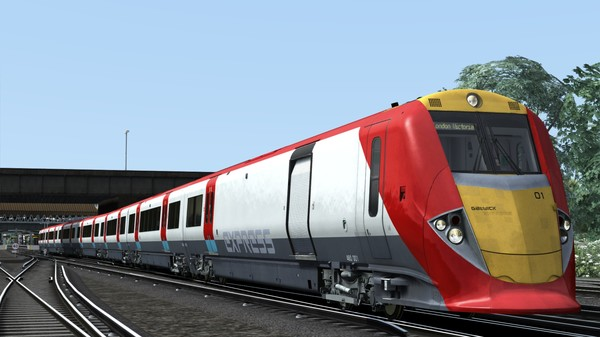скриншот Train Simulator: Gatwick Express BR Class 460 'Juniper' EMU Add-On 1
