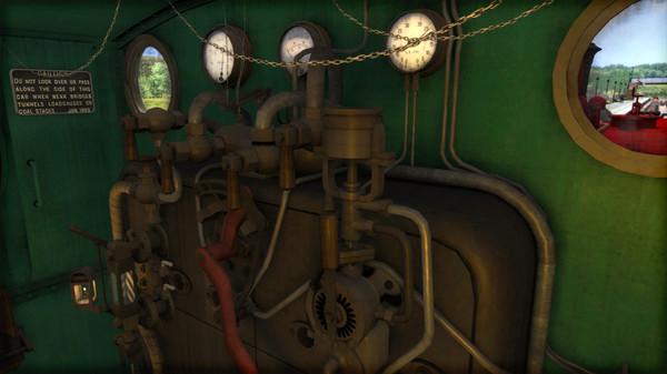скриншот Train Simulator: London Transport Heritage Collection 2