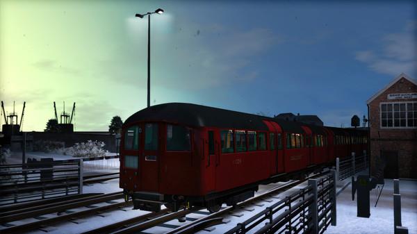 скриншот Train Simulator: London Transport Heritage Collection 1