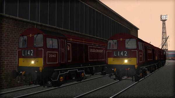 скриншот Train Simulator: London Transport Heritage Collection 0
