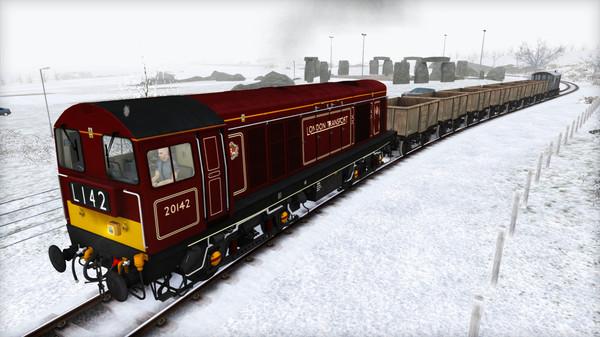 скриншот Train Simulator: London Transport Heritage Collection 4