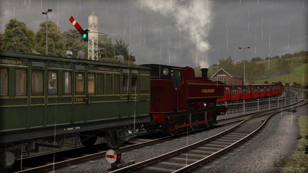 скриншот Train Simulator: London Transport Heritage Collection 3