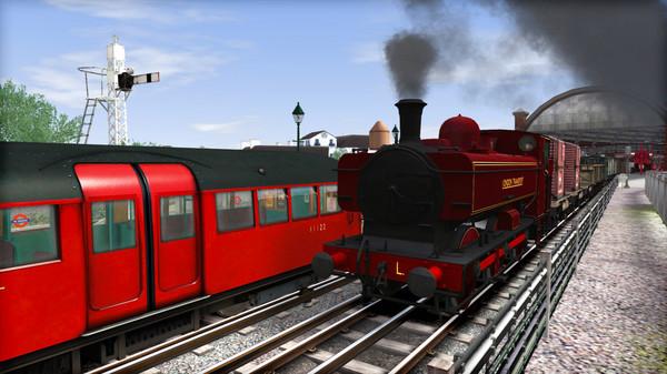 скриншот Train Simulator: London Transport Heritage Collection 5