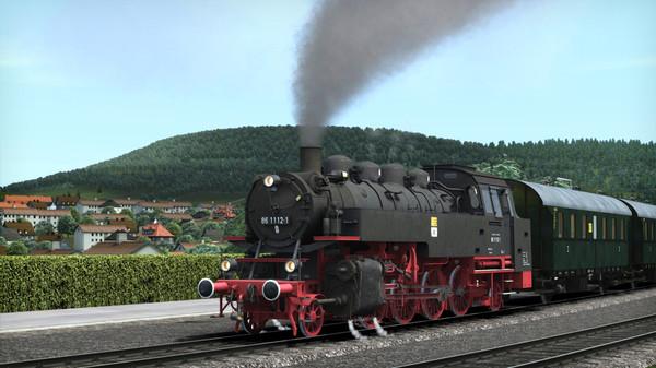 скриншот Train Simulator: Wutachtalbahn: Lauchringen – Immendingen Route Add-On 0