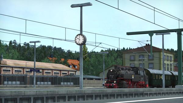 скриншот Train Simulator: Wutachtalbahn: Lauchringen – Immendingen Route Add-On 1