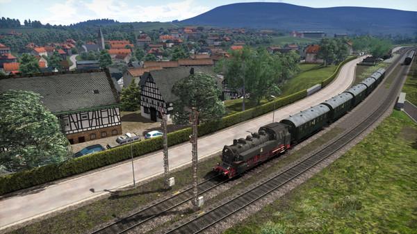 скриншот Train Simulator: Wutachtalbahn: Lauchringen – Immendingen Route Add-On 4
