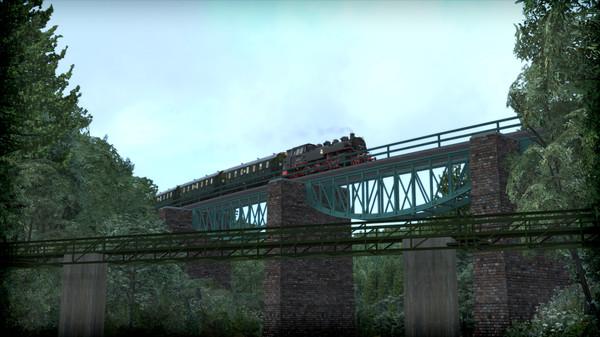 скриншот Train Simulator: Wutachtalbahn: Lauchringen – Immendingen Route Add-On 3